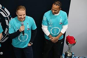 """Bottas: """"Ho un piano segreto per battere Hamilton nel 2020"""""""