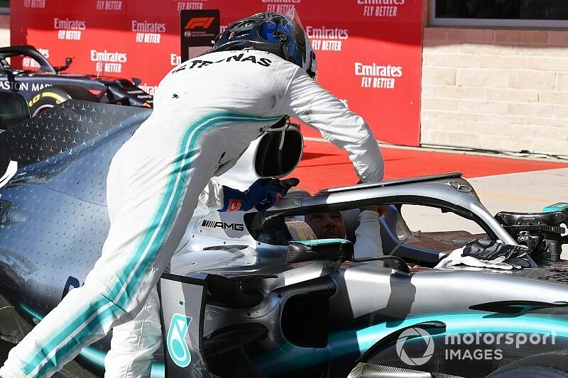 El duelo entre compañeros de F1 en clasificación