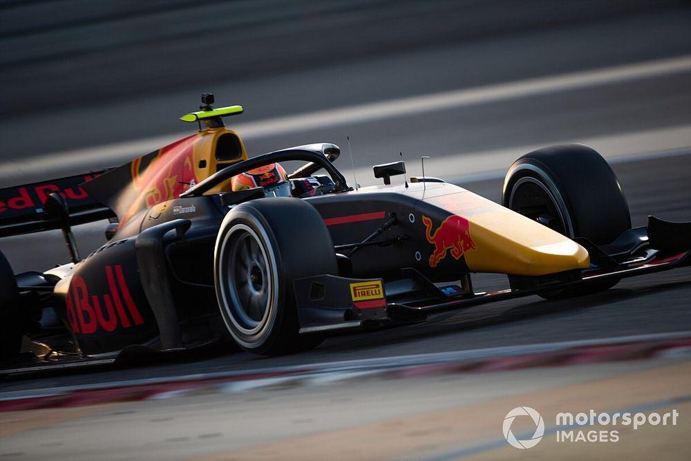 Red Bull junior Daruvala eyeing F1 race seat in 2021