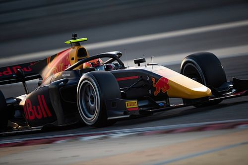 Red Bull junior Daruvala eyeing F1 race seat in 2021