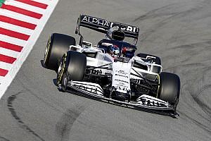 Photos - Les F1 2020 en piste à Barcelone