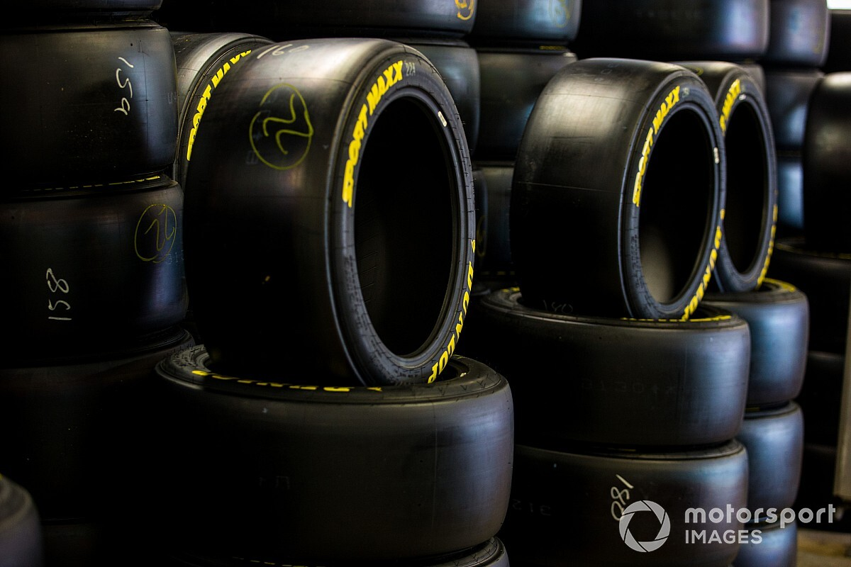 Mixed tyre rules tweaked for Darwin