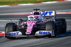 Pérez lidera una mañana que también protagoniza Mercedes