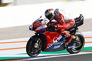 Valencia MotoGP test: Day 2 in pictures
