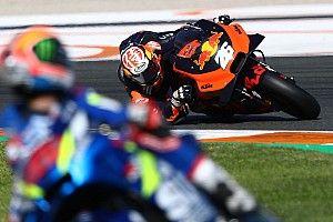 Las fotos del primer test de pretemporada de MotoGP en Valencia