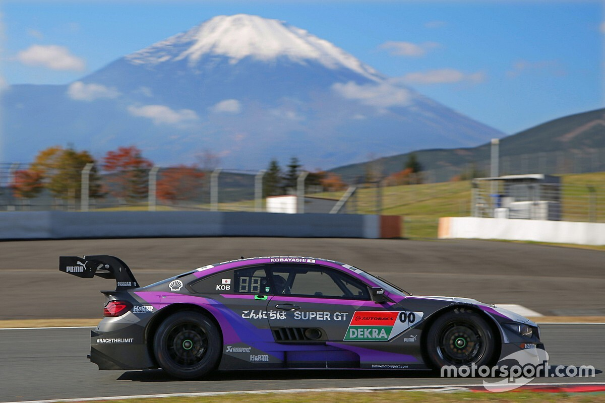 BMW won't enter Super GT just to keep DTM cars running