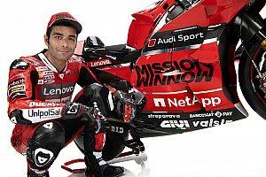 Petrucci: Aller en Superbike avec Ducati n'est pas le plan A