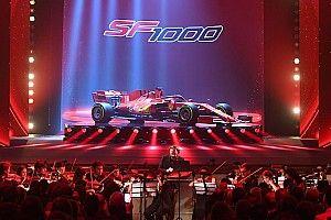 Ferrari présente sa F1 2020, la SF1000