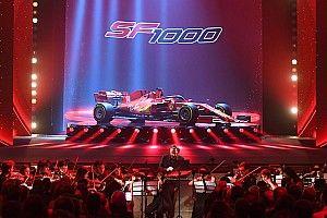 Así fue la presentación de la Ferrari 2020