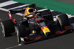 La Red Bull RB16 prend la piste
