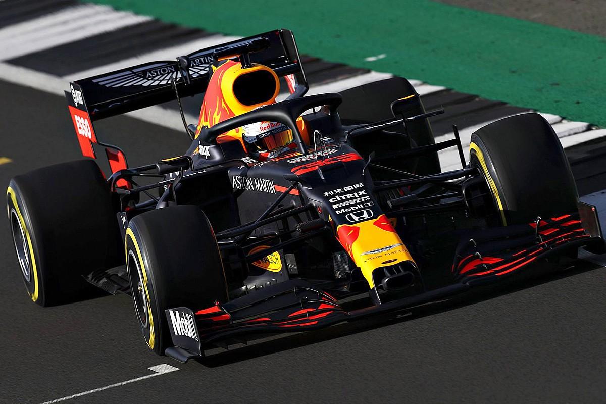 Red Bull op 25 juli naar Silverstone voor filmdag met RB16