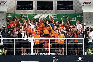 Malgré les doutes, Sainz conserve bien son 1er podium!