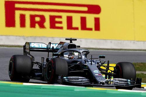 Hamilton loses podium after penalty for Albon clash