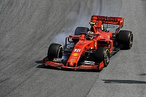 "Leclerc: ""Vettel yeterli alana sahipti"""