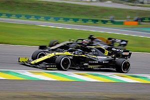 Ricciardo megpróbált mélyet fékezni, ki is ütötte Magnussent (videó)