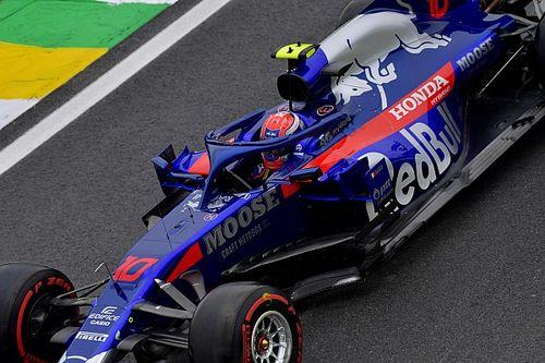 """Horner: """"Gasly, Toro Rosso'da son derece iyi sürüyor"""""""