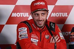 """Dovizioso: """"Lorenzo es un campeón que no puede perder un minuto en carrera"""""""