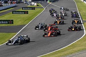 F1分析|タイヤに苦しんだフェラーリ。スタート成功なら日本GP勝利もあった?