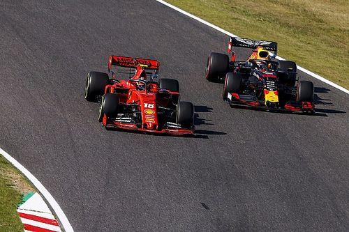 """Verstappen: """"Charles ha perso carico? Ha esperienza per saperlo!"""""""