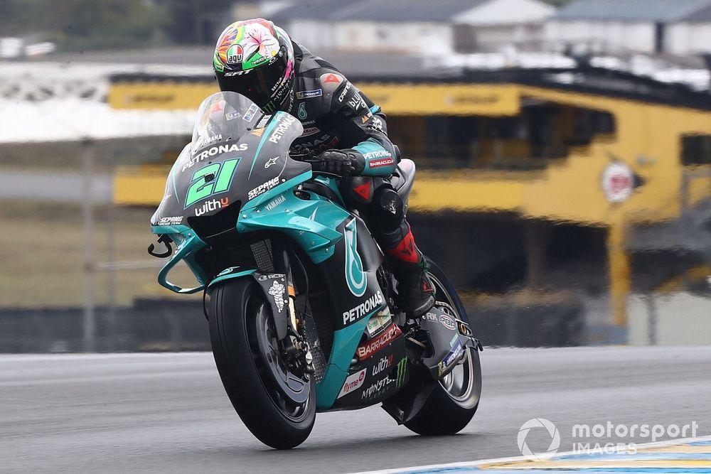 Espargaro en Morbidelli verschillen van mening over incident Le Mans