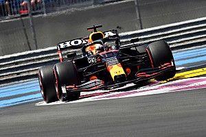 法国大奖赛FP3:维斯塔潘高居头名,优势多达0.7秒