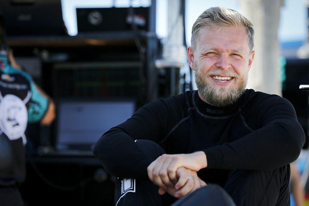 Magnussen Tak Sabar Lakoni Debut IndyCar