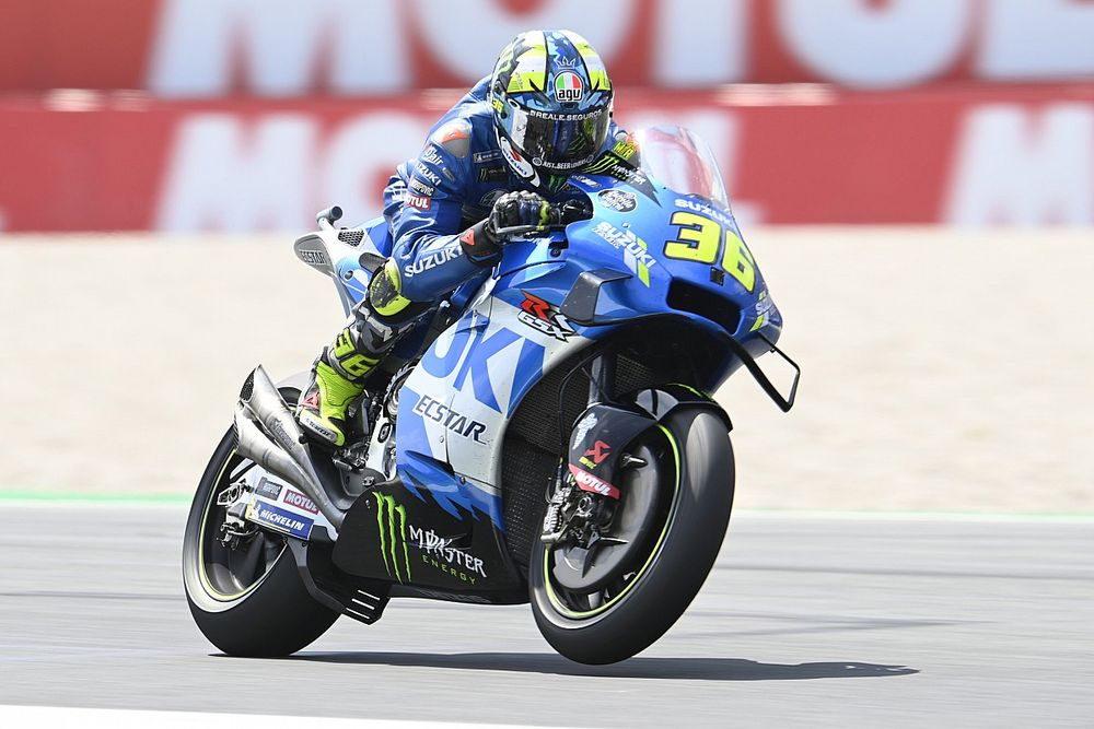 """Mir: """"Suzuki şu anda şampiyonluk savaşı verecek kadar hızlı değil"""""""