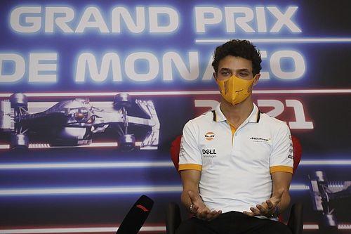 Norris: Úgy kezdődött a tárgyalás a McLarennel, mint egy kínos első randi