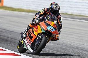 Barcelona Moto2: Gardner beats Fernandez in Ajo KTM duel