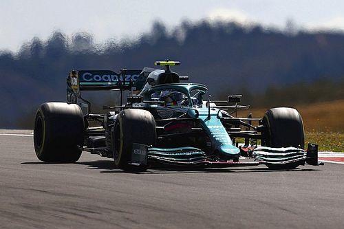Vettel recibirá las mejoras de Aston Martin en el GP de España