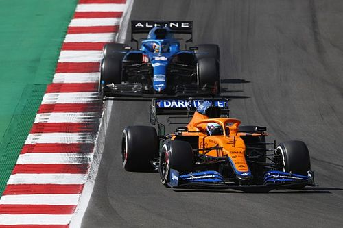 Alonso nam woede over slechte kwalificatie mee de race in