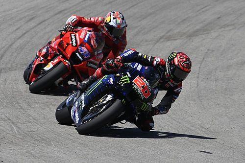 Uitgelegd: Waarom arm pump een groot probleem blijft in MotoGP