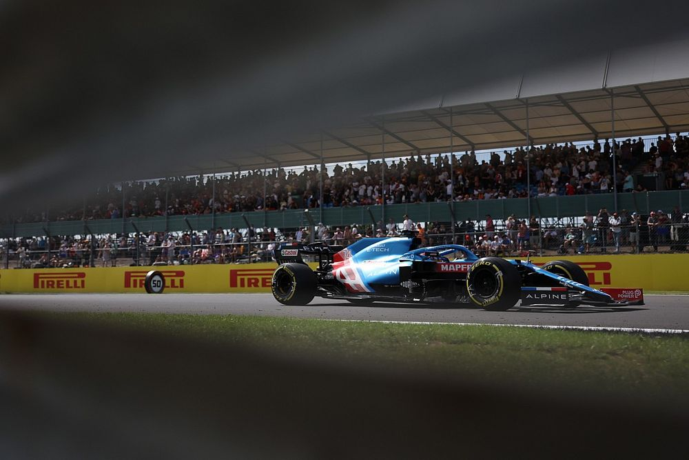 Alonso explica por qué no pasó a Q3 y avisa para el sábado