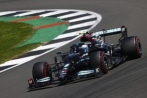 F1: Bottas diz que corrida sprint deixou Mercedes ciente do gasto de pneus