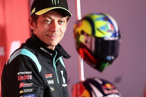 """Valentino Rossi et la retraite: """"Je suis sorti de ma bulle"""""""