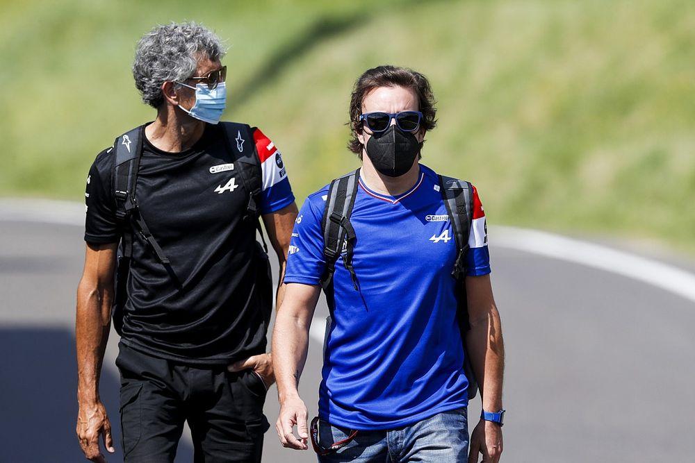 Az Alpine pilótái ismét remekeltek – Alonso további javulást vár