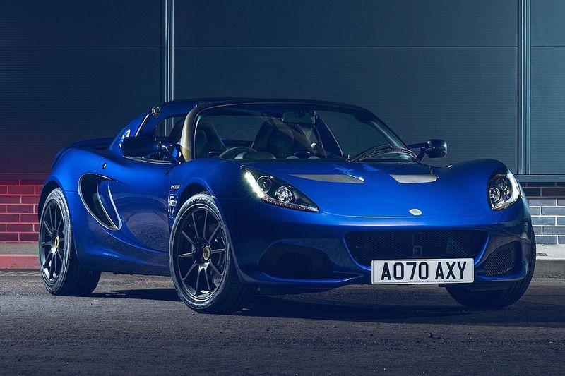 Lotus venderà ad altri costruttori la piattaforma della Elise