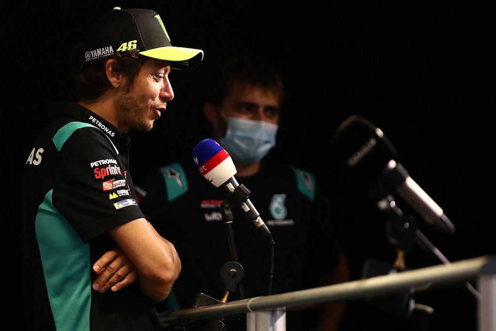 La fine di un'era: Valentino Rossi si ritira dalla MotoGP