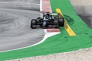 Les limites de piste au cœur d'une réunion des responsables F1