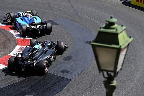 Шварцман не набрал очков во второй гонке Формулы 2, разрыв между лидерами серии заметно сократился