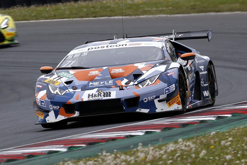 DTM: la T3 porta una terza Lamborghini per Paul in Austria