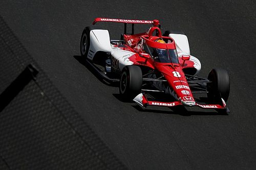 Indy 500: Ericsson snelste over vier ronden op Fast Friday