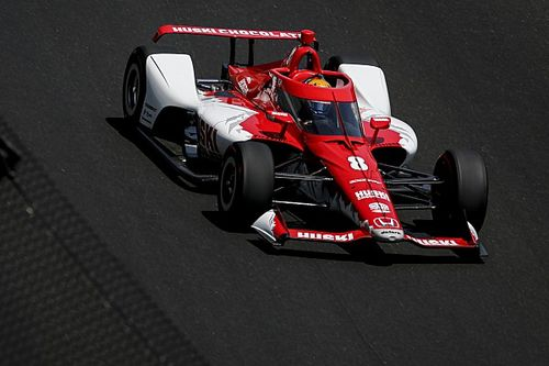 Indy 500: Ericsson, Herta top 4-lap averages on Fast Friday