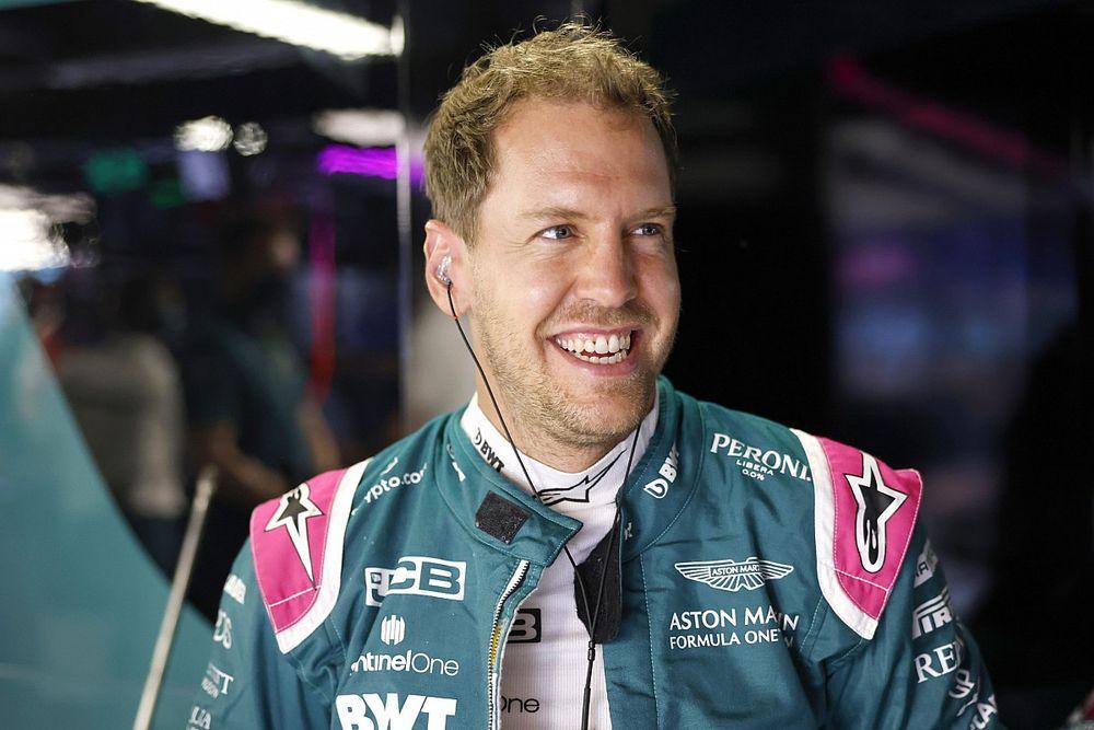 Wer letzte Nacht am besten geschlafen hat: Sebastian Vettel