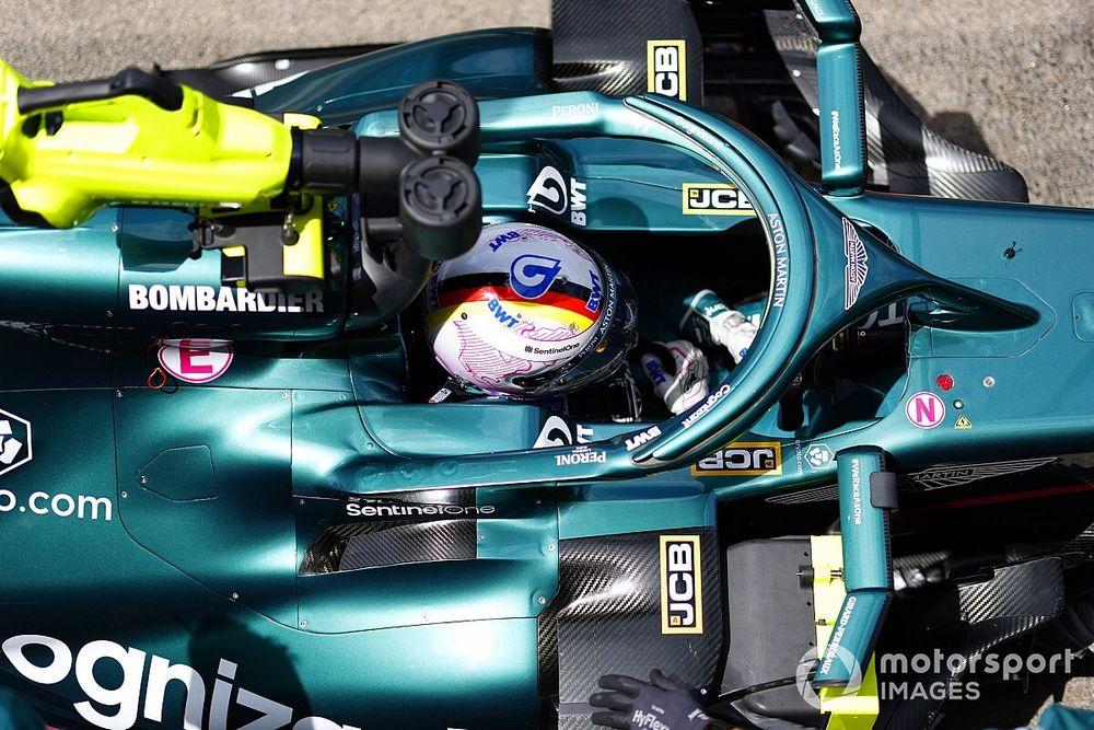 """Vettel a 10. helye után: """"Kicsit több volt bennem…"""""""