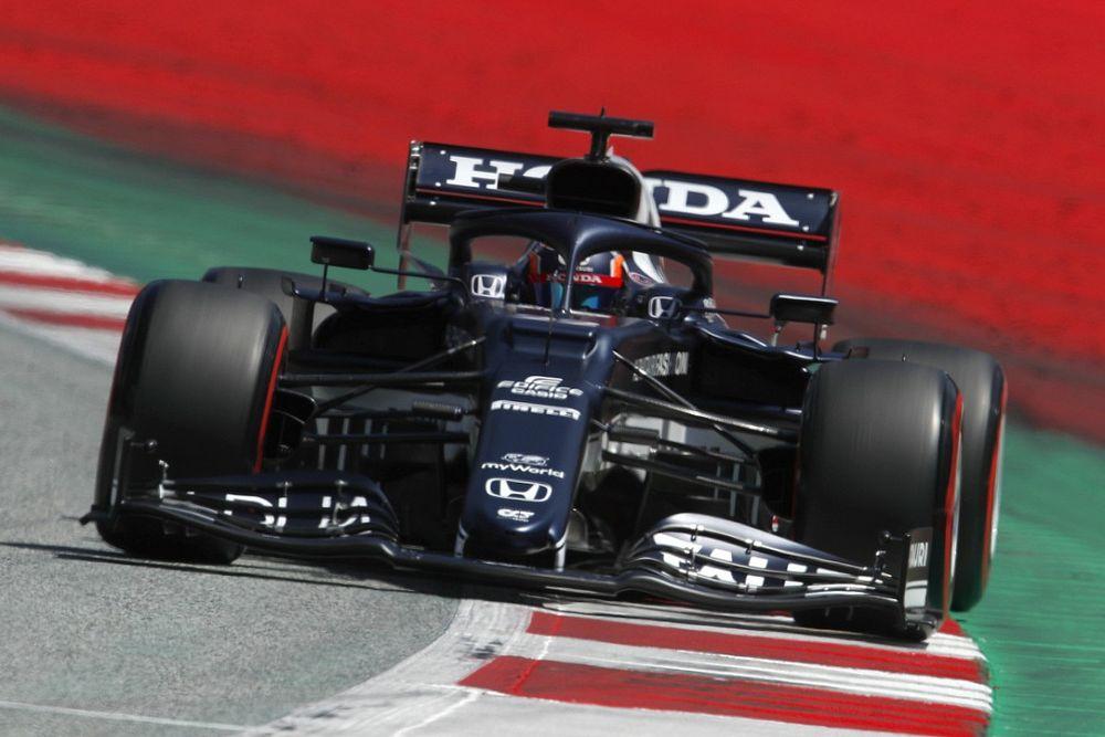 角田裕毅、オーストリアGP予選7番手……しかしガスリーとフィードバックがまるで逆?「それを分析すれば、さらに前進できるかも」