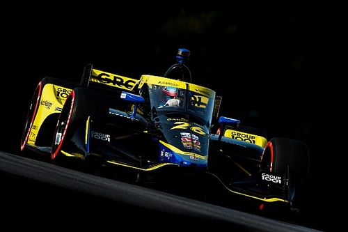 Andretti team sucker-punched by misfortune at Mid-Ohio