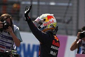Grand Chelem de Verstappen en Austria; picante de Pérez y Leclerc