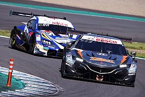 """Miyata """"happy to be frustrated"""" with Motegi SUPER GT defeat"""