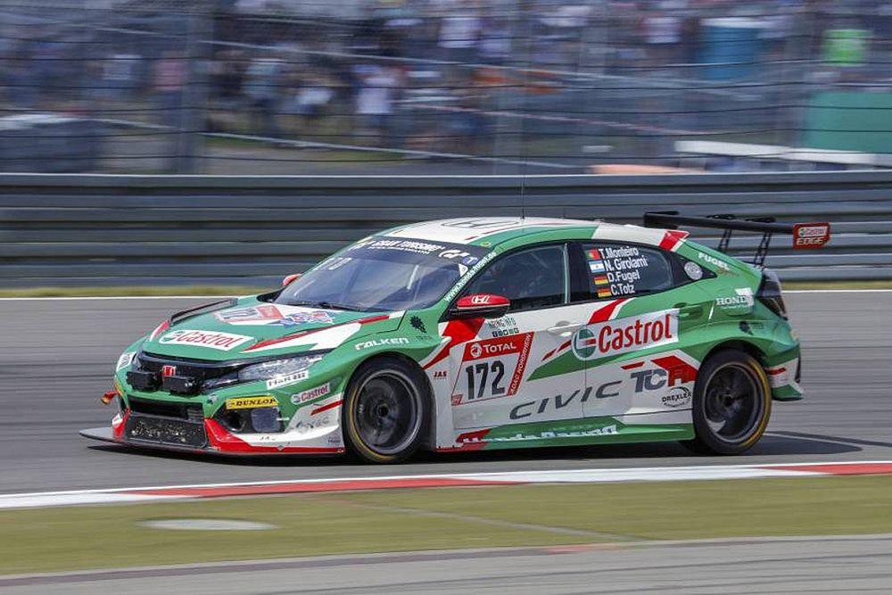 Honda Racing con Monteiro e Girolami alla 24h del Nurburgring